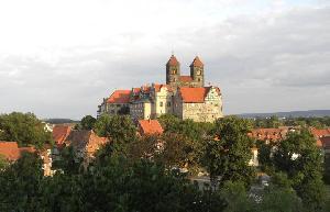 Quedlinburg城