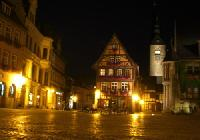 Quedlinburg夜景