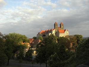 クヴェドリンブルク城
