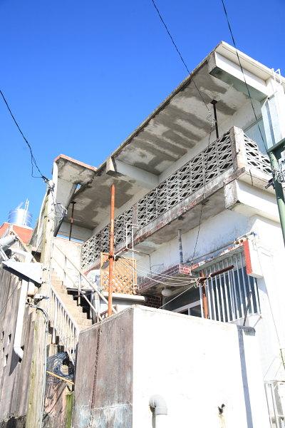 嘉手納の建築