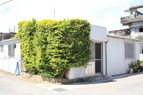 辺野古の住宅