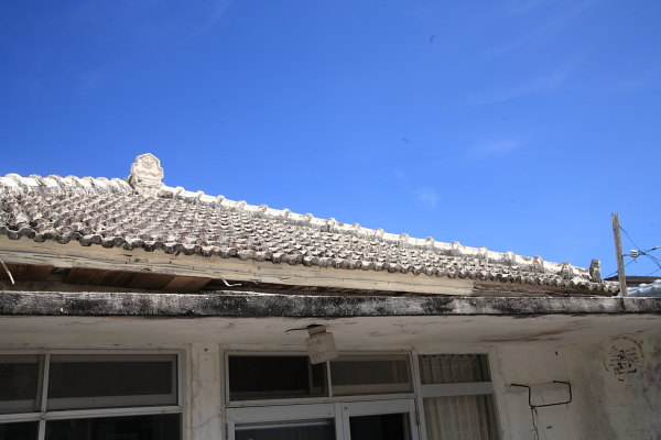 沖縄の住宅