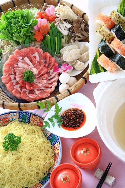食べるラー油鍋
