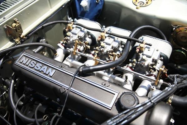 ハコスカエンジン