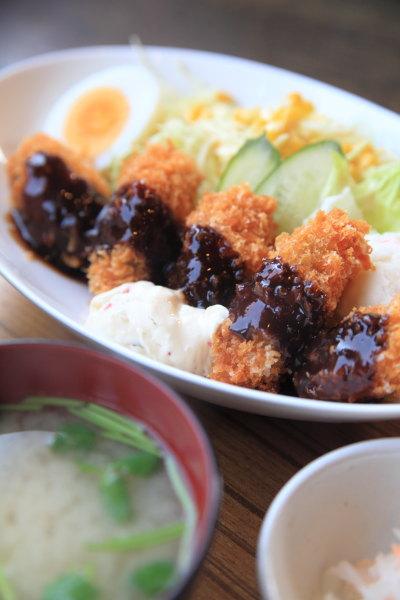 レストランアラジン カツ丼