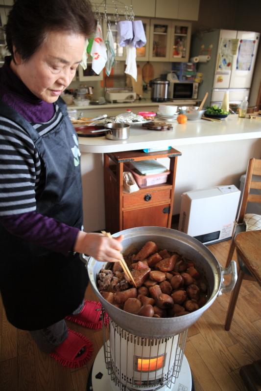猪肉の煮物
