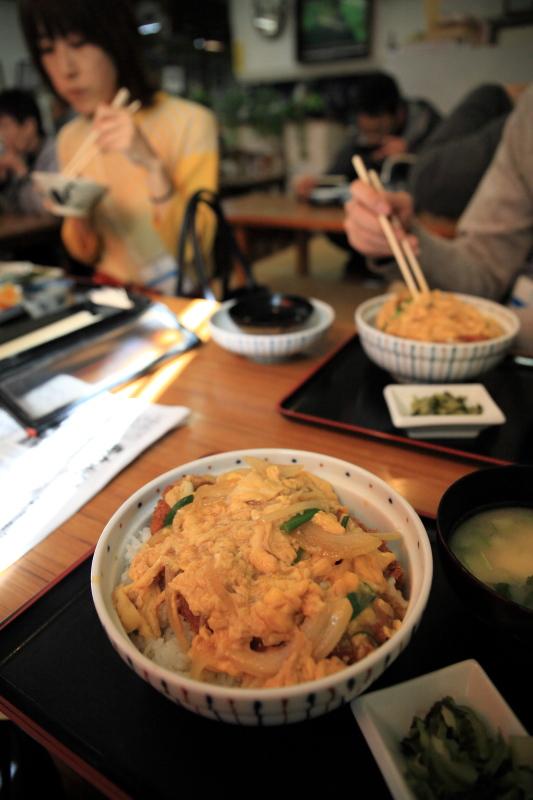 小松食堂のカツ丼