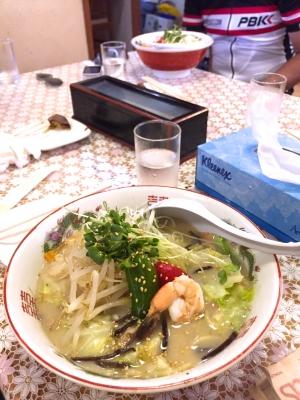 椿チャンポン