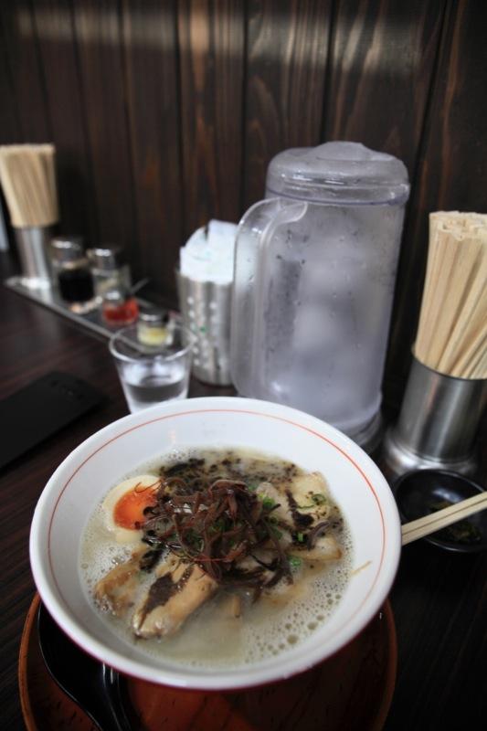 べっぷんち 特製拉麺黒