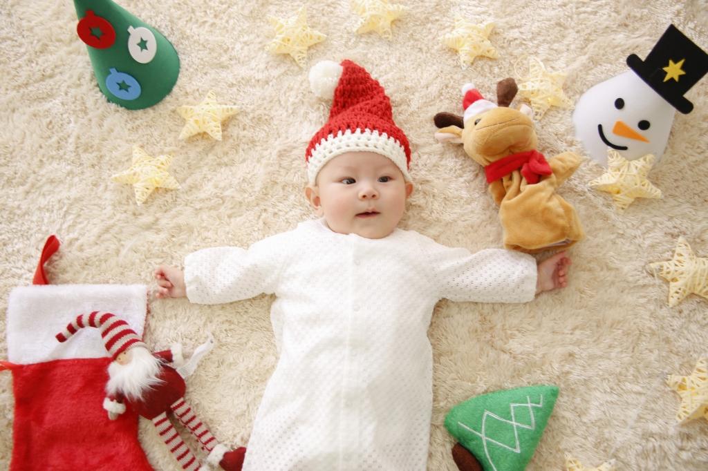 クリスマスフォト