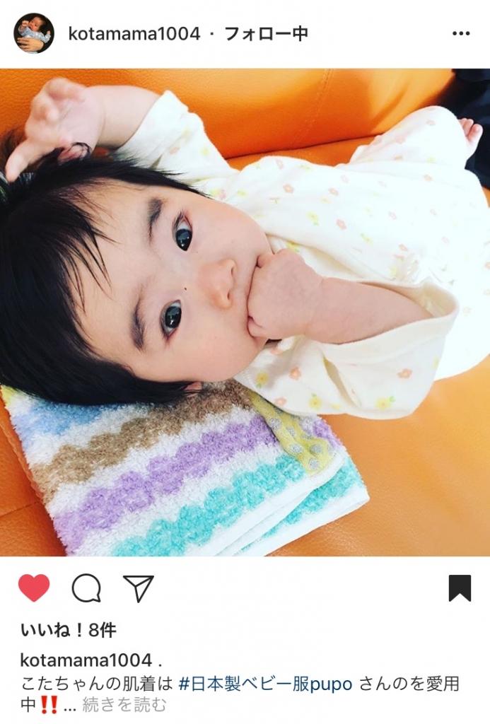 日本製ベビー服PUPO 出産準備には安心安全なPUPOの日本製肌着がおすすめ