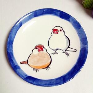 ポタリー小皿