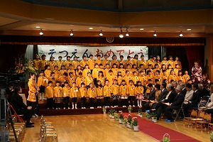 平成21年度卒園式
