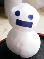 いちおう雪だるま