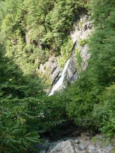 ツキ谷の滝1