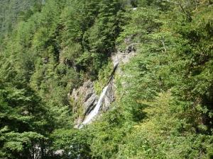 ツキ谷の滝2