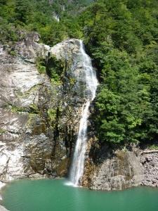 不動滝・銚子滝1