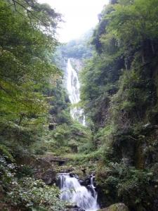 神庭の滝遠望3