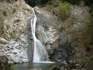 布引の滝雄滝