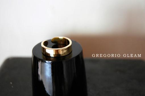 真鍮フリーサイズリング