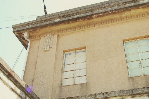 旧坂出港務所