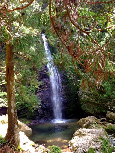 梶ヶ森 龍王の滝