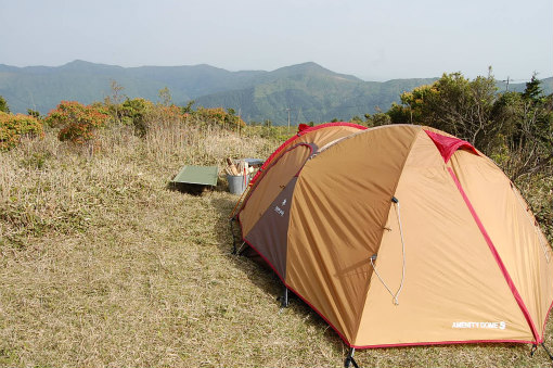 梶ヶ森キャンプ場