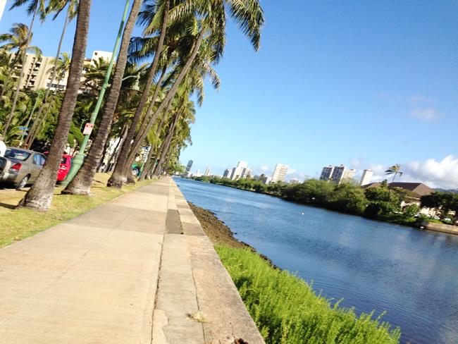 マラソン ハワイ