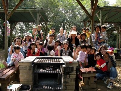 松戸BBQ PART1乾杯!