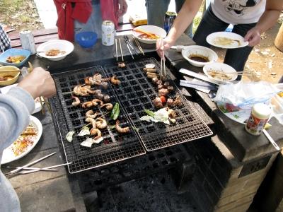 松戸BBQ PART1 食材