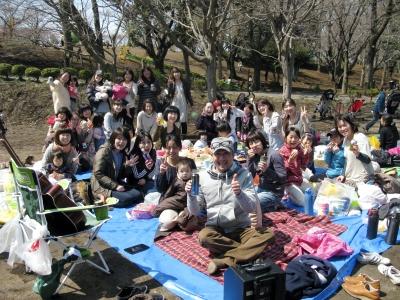 お花見Part2  4/4