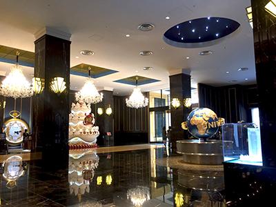 ユニバーサルのホテル