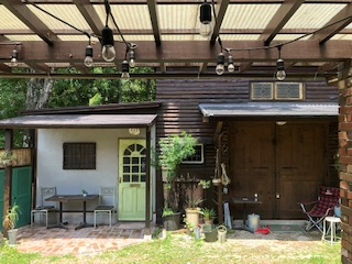 田舎暮らし小屋