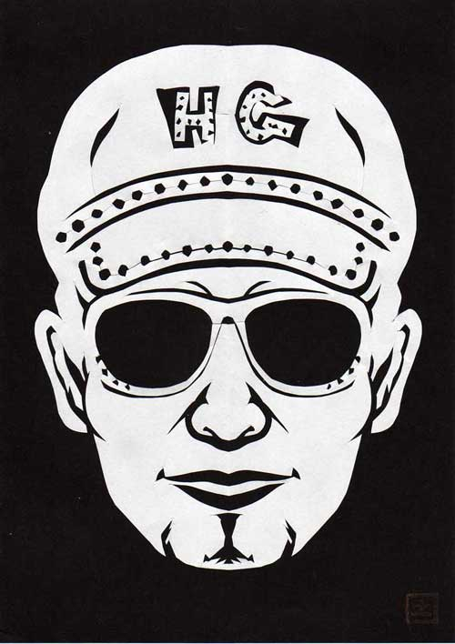 HGの似顔絵