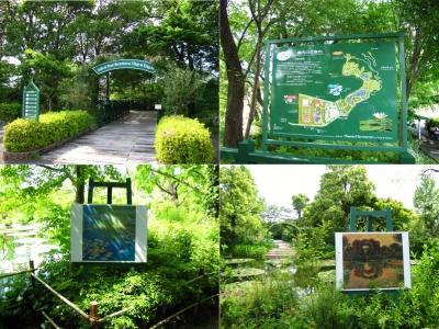 モネの庭�