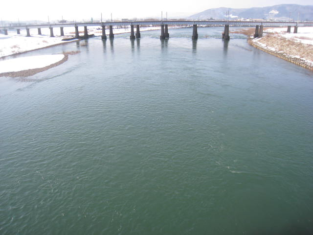 37九頭竜橋下流.JPG