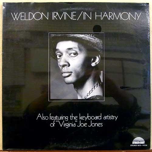 WELDON IRVINE 1