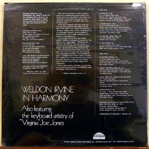 WELDON IRVINE 2