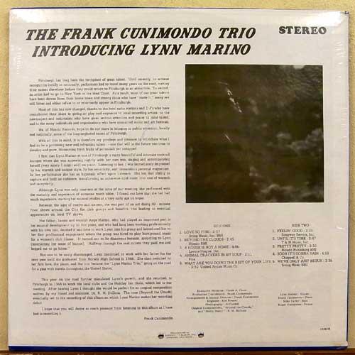FRANK CUNIMOND 2