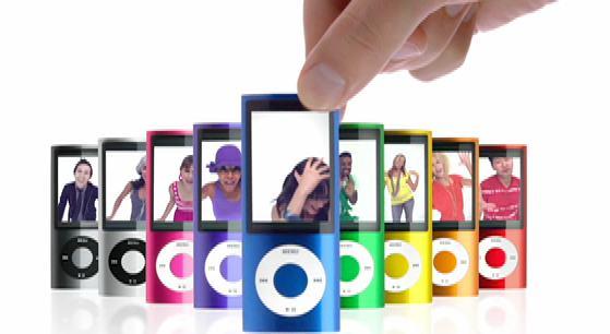 ipod nano 第5世代
