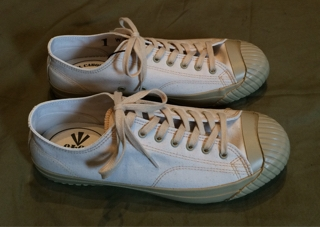 739583660355 Nigel Cabourn WW2 MILITARY SHOES LOW TOP made by moonstar ...