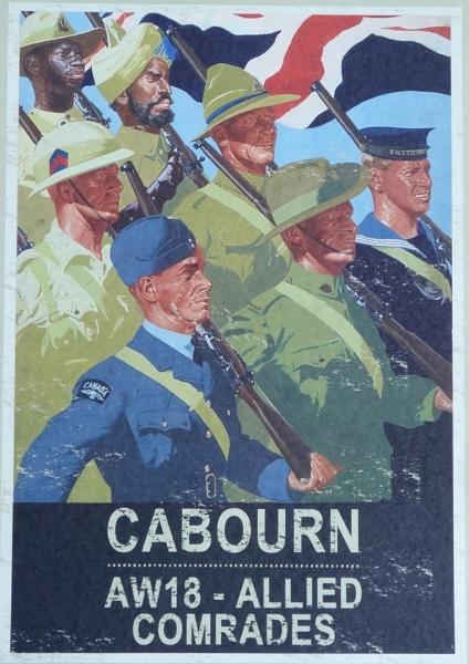 e2703ab02b9 Nigel Cabourn AUTHENTIC