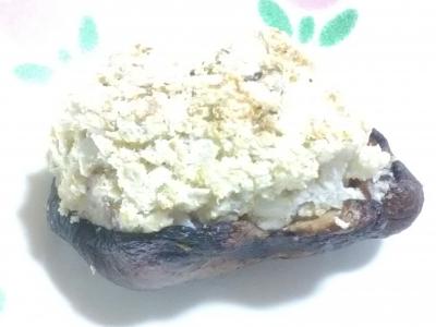 椎茸ファルシ