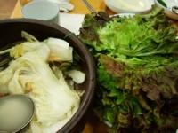 水キムチ〜韓国
