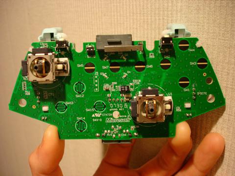 新型無線コントローラ基板(表)