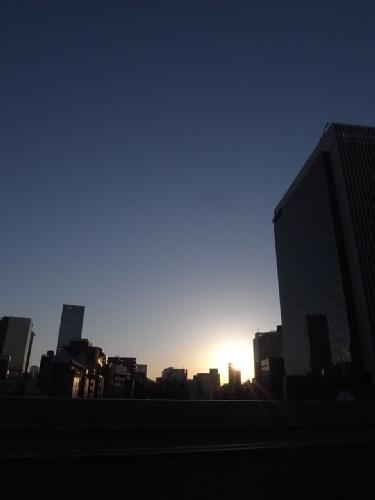 2013-01-06朝の聖橋