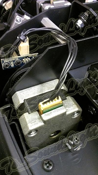 ムービングライト 修理 メンテナンス