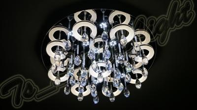 LED シャンデリア