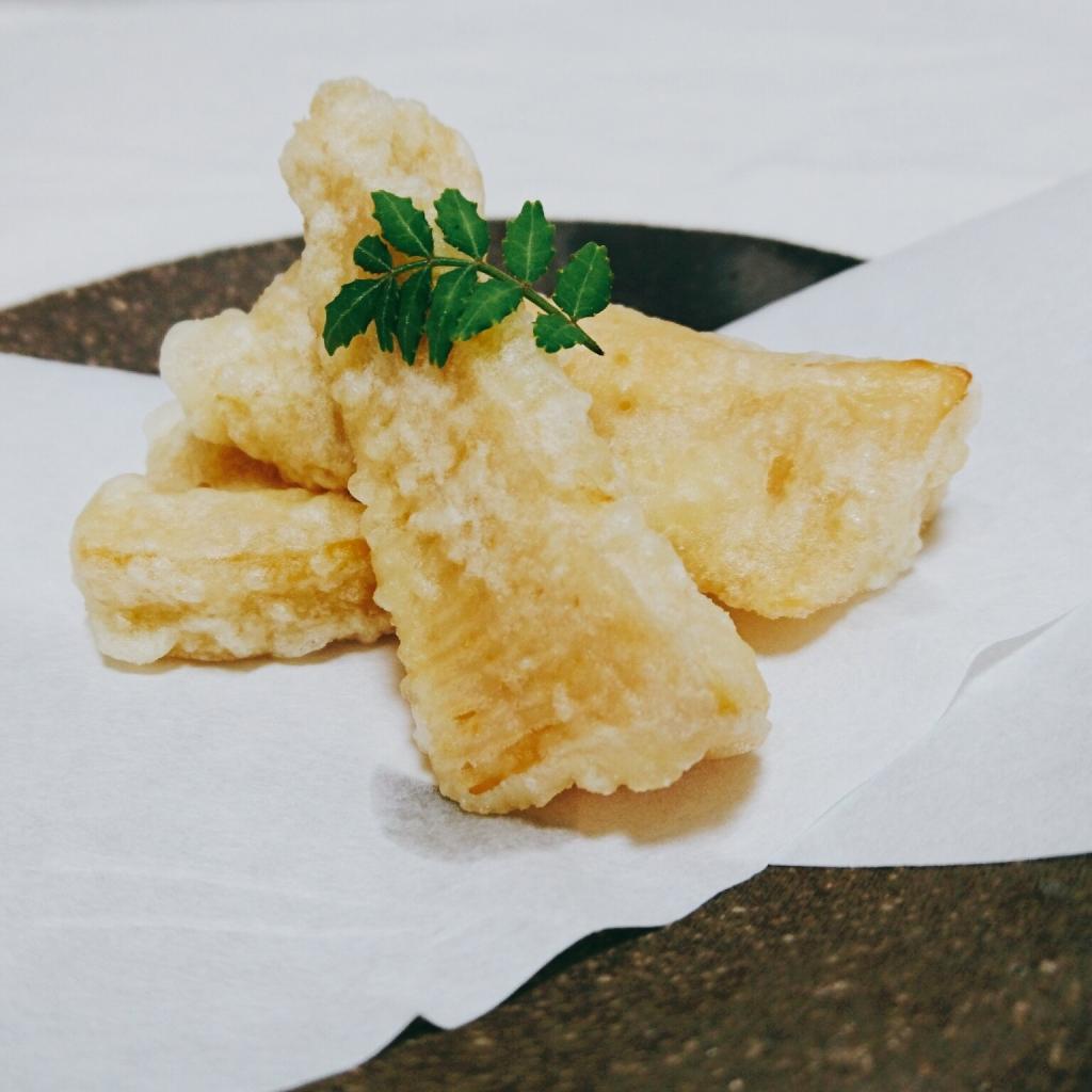 レシピ たけのこ 天ぷら