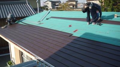 伊勢市 一戸建てのお客様から屋根雨漏りのご相談頂きました 3